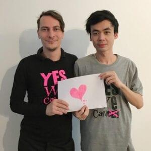 Stefan und Hui