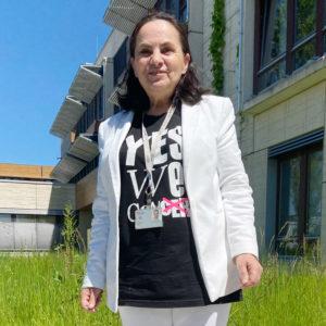 Bild von Ulrike Adelsbach – Supporterin von yeswecan!cer